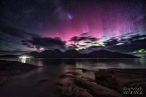 Aurora, Freycinet